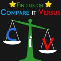 square versus compare black